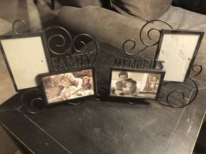 (2) Photo frames 4x6 new for Sale in Fort McDowell, AZ