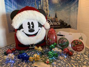 Loungefly Disney Santa Mickey Christmas LOT NWT for Sale in El Paso, TX