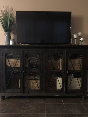 TV credenza/stand for Sale in Phoenix, AZ