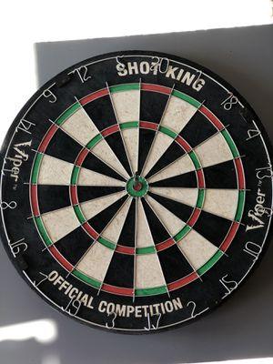 Shot King Dart Board for Sale in Centreville, VA