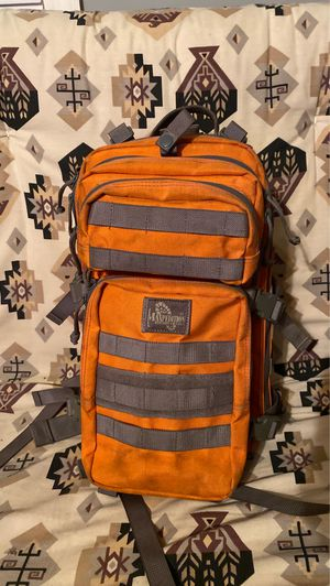 Cool tactical backpack and pouch (maxpedition) for Sale in NATIONAL PARK, NJ