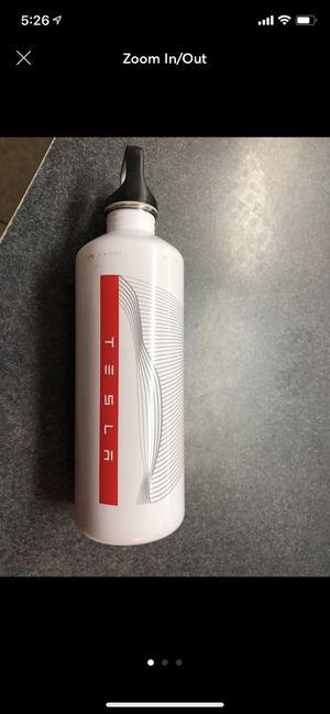Tesla water bottle like new for Sale in Sunnyvale, CA