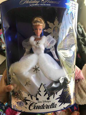 New Disney Cinderella barbie for Sale in Sacramento, CA