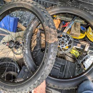 Schwalbe Nobby nics, 27.5 Wheels for Sale in Portland, OR