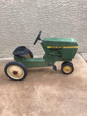 John Deere pedal tractor for Sale in Gilbert, AZ
