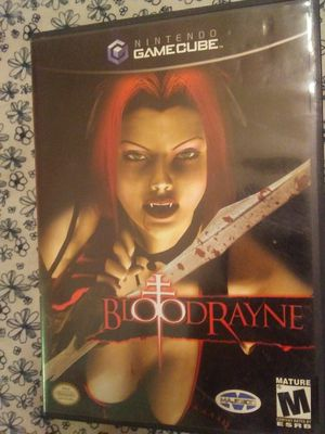 Bloodrayne Nintendo Gamecube for Sale in Oshkosh, WI