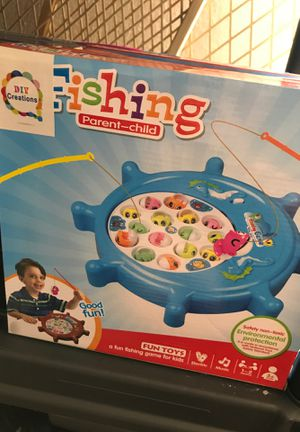 Children's Fishing game brand new never opened Check out other offers in my store.. for Sale in Westminster, CA