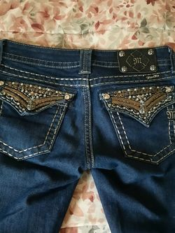 Miss Me Jeans 27/31 Inseam for Sale in Orting,  WA