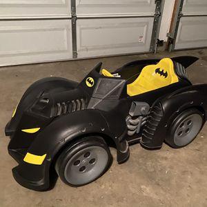 Batman Car for Sale in Sanger, CA