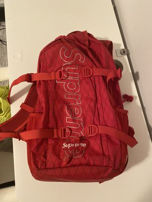 Supreme backpack for Sale in Gig Harbor, WA