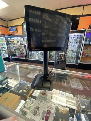 Brand new POS screen and 20 rolls of paper for it! for Sale in Santa Maria, CA