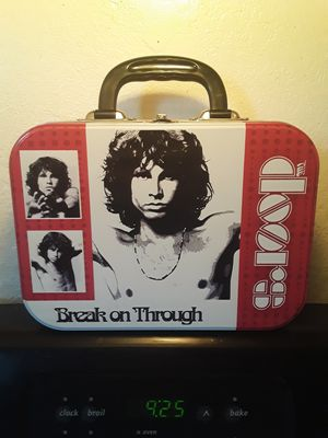 The doors. Lunch box for Sale in Manteca, CA