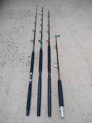 Captain Harry's custom rods..read description for Sale in Pembroke Pines, FL