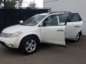 2005 Nissan Murano clean title for Sale in Moreno Valley, CA