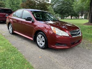 2010 Subaru Legacy 2.5i AWD 144K Automatic Sedan for Sale in Trumbull, CT