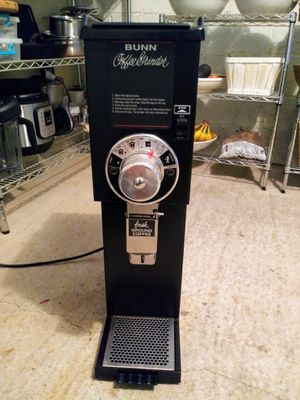 Bunn Commercial Coffee Grinder for Sale in Watkins Glen, NY