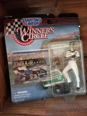 Dale Earnhardt Starting Lineup Figure for Sale in Westport, WA