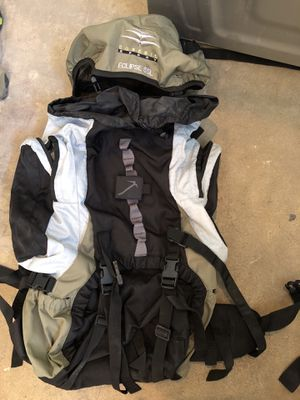 Eusebio Sport ECLIPSE 65L camping hiking backpack for Sale in Santa Monica, CA