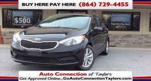 2014 Kia Forte EX for Sale in Taylors, SC