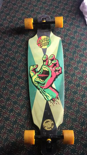 Santa Cruz longboard for Sale in San Angelo, TX