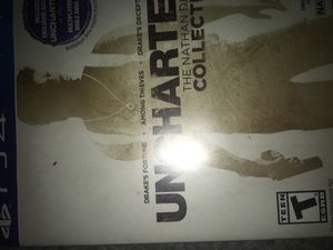 Uncharted Collection (PS4) for Sale in Nashville, TN