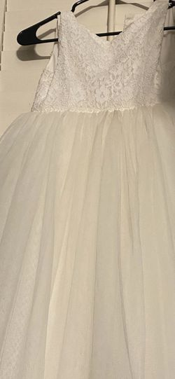 David's Bridal Flower Girl Dress Style OP222 for Sale in Rancho Cucamonga,  CA
