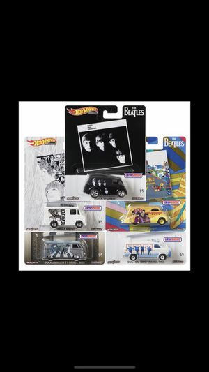Hot wheels Beatles for Sale in Harpers Ferry, WV