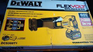 DeWalt Flexvolt reciprocating saw for Sale in Midvale, UT