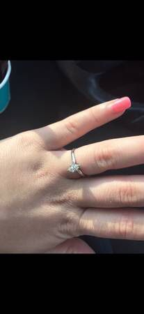 Diamond ring for Sale in Eastbrook, ME