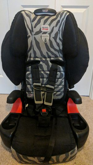 Britax frontier click tight booster/car seat for Sale in Renton, WA