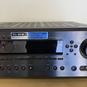 Onkyo 7.1 Channel Dolby Surround Sound A/V Receiver Model TX- SR602 No Remote for Sale in San Diego, CA