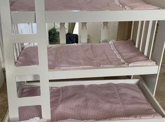 Our Generation Doll Bed ... Excellent Condition! for Sale in Ballico,  CA