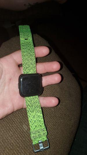 Fitbit versa for Sale in Modesto, CA