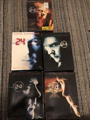 24 DVD set for Sale in Providence, RI