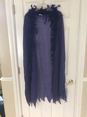 Halloween purple cape for Sale in Diamond Bar, CA