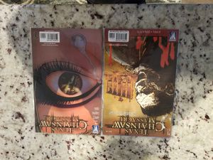 Texas chainsaw massacre comic books for Sale in Kennewick, WA