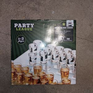 New Chess Shots Drinking Game Board Game for Sale in Buena Park, CA