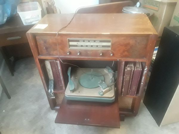 Philco Phonograph For Sale In Vancouver Wa Offerup