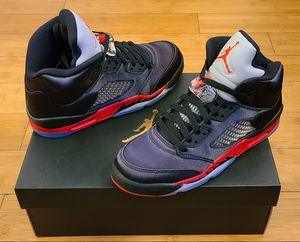 Jordan Retro 5's size 6.5y youths. for Sale in East Compton, CA