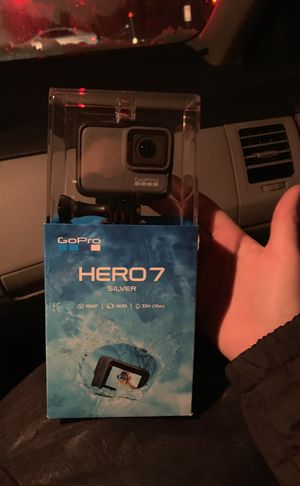 GoPro Hero 7 Sliver for Sale in Charlotte, NC