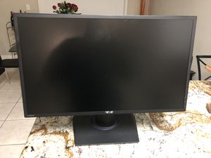 Hdmi Asus computer monitor for Sale in Coral Gables, FL