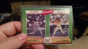 11- 1992 French's baseball cards for Sale in Appomattox, VA