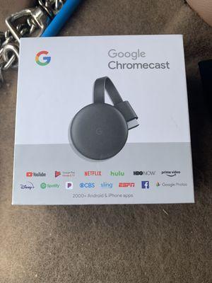 Google Chromecast for Sale in Santa Clarita, CA