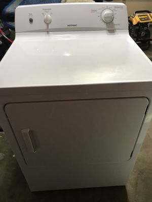 2 yr old gas dryer by Hotpoint for Sale in Fullerton, CA
