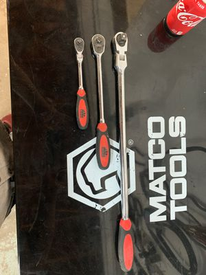 Mac tools wrench set for Sale in Davenport, FL
