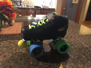 Youth speed skates size3 , great condition. for Sale in Mill Creek, WA