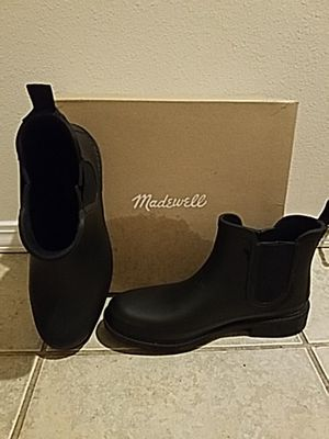 Madewell Chelsea Rain Boots sz 9. Pick up only for Sale in Seattle, WA