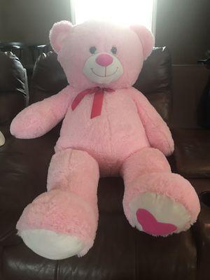 HUGE Stuffed Teddy Bear! for Sale in Benton, KY