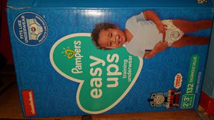 Pampers easy ups for Sale in Tempe, AZ