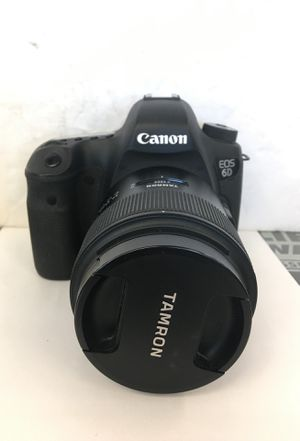 Canon eos 6d for Sale in Denver, CO